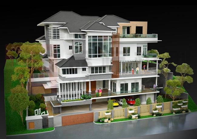 广州建筑模型公司家怎么选,认准质量和服务