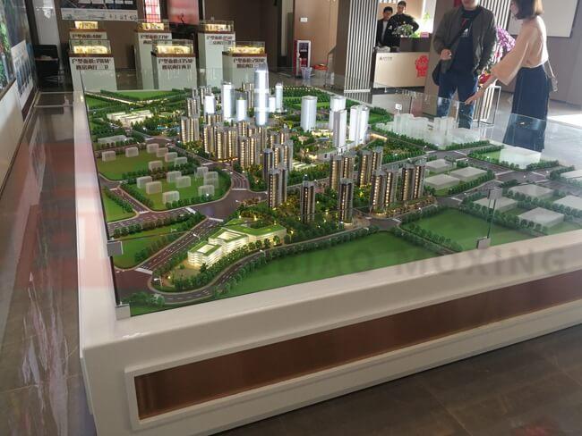 广州建筑模型公司